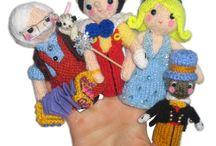 burattini marionette