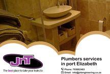 Plumbing Services in Port Elizabeth