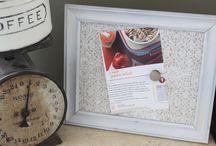 crafty... framing things / by Danie Honeybun