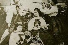 Empress Sissi entourage