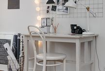 tumblr desks & wall art