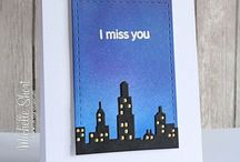 Cards- Clearly Besotted / clearly besotted stamps
