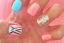 Nails and hair / by Kristen Arrendell