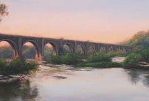 Landscape Paintings of Richmond