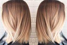 tonos rubios cabello corto