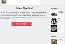Recent Themes / Best WordPress Theme In Recent Time / by WordPress Theme