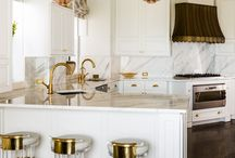 Design Style: Hollywood Regency / This board contains examples of Hollywood Regency home style.