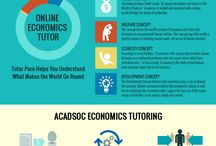 Online economics tutor / This info-graphics provide the information about Acadsoc economics tutoring http://support.acadsoc.com/get-better-performance-in-economics-with-economics-tutoring-6-245-754.html
