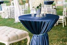 Mariage Bleu-Nuit - Thème de mariage
