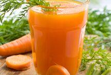 cara membuat jus wortel untuk mata minus