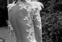Sexy backless wedding dresses...