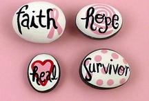 BC Pink Ribbon ideas / by Marsha Durham