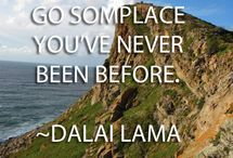 travel quotes n my destination places