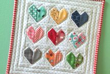 Wee Little Mini Quilts  / Minis!!!!