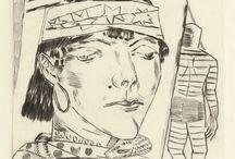 Max Beckmann Prints