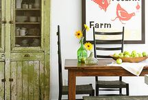 Divine Dining Rooms / Create your perfect dining atmosphere. We have all the decor ideas, room arrangements, and tricks you'll need.