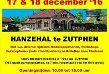 Modelspoorevenement / 17&18 december is er weer een groot en gevarieerd Modelspoorevenement in de Hanzehal Zutphen. Met vele verkoopstands en diverse modelspoorbanen. www.modelspoorbeurszutphen.com