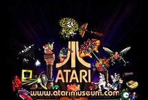 Retro Gaming / Pins for my love of all things Retro Gaming - think Atari, Pac-Man, Super Nintendo and the like!