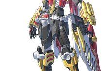 Gundam KR