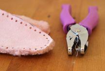 Sheepskin crochet slippers - all sizes