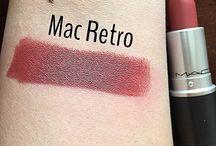 Dream Mac Lipsticks
