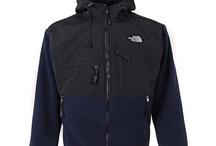 The North Face Denali Hooded Jacket Navy/Black