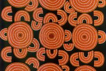 CIRCLES / Discover our special selection around the Circles themes, important in the aboriginal art interpretation. Available at the Gallery and on our webiste. #aboriginalart #artaborigene #dreams