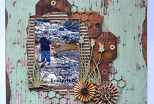 Scrapbooks page