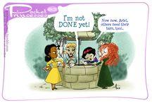 Disney: Pocket Princesses
