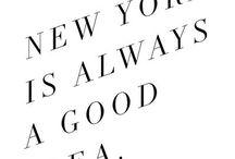 New York I love U