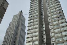 Edificios (perspectiva y detalles) / Imágenes varias de edificios