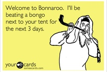 Bonnaroo! ✌️ / by Kim Wagner