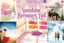 Ilana Tan Novels / Free download eBooks novel by Ilana Tan