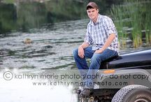 trent's senior pictures / by Jordan Hill