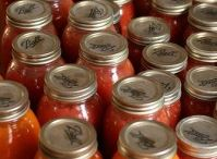 Canning / by Barbara LaPlant