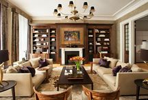 Clooney's living room style ☕️