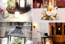 In The Middle ~ Centerpieces / Centerpieces and tablescapes that will have your guests feeling like royalty.