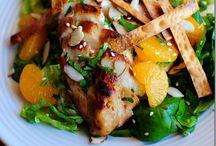 Feed Me Seymour:  Salads  / by Sheila McLaughlin