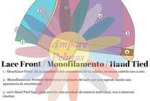 Pelucas con Lace front monofilamento y hechas a mano / Conoce lo que Distribuidora de Pelucas tiene para ti en pelucas hechas a mano, con monofilamento y lace front