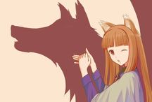 Spice and Wolf <3