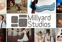 Millyard Studios / Millyard Studios believe that weddings should be fun, and that it shouldn't stop at your photography. Our style is a unique combination of photojournalism and posed portraiture, so that you are able to relive the emotions of your day, and have a lot of fun along the way.