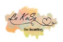 """La KaSa - Der KreativBlog / Wir sind """"La KaSa"""" .Unsere Idee ist es, euch immer die neuesten Ideen zum Nachbasteln zu präsentieren.   sponsored by HobbyFun"""