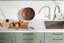 Keukens bij Jansen / Bij Jansen Totaal Wonen zijn de mogelijkheden op keukengebied eindeloos! | Schuller - Rotpunkt - Siemens - AEG - Atag - Etna - Pelgrim - Zanussi - Franke - Bosch - Bora