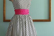 vintage / Clothing, dress, fashion, style, vintage