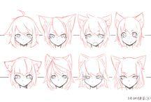 Drawing tips (Ears)