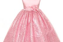 Pink Flower Girl Dresses / Our Collection of Pink Flower Girl Dresses at the ChildrensDressShop.com