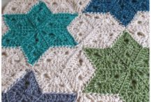 Crochet Blanket Patterns / CROCHET BLANKET PATTERNS * granny square * afghan * baby blankets * lap blanket * throw blanket * chunky * cabled