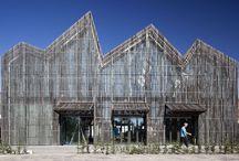 Architecture / by Nicole Lagarde