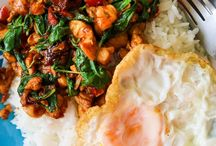 Thajské recepty