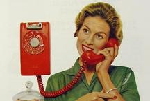 Phones in print